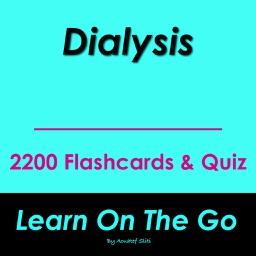 Dialysis Flashcards