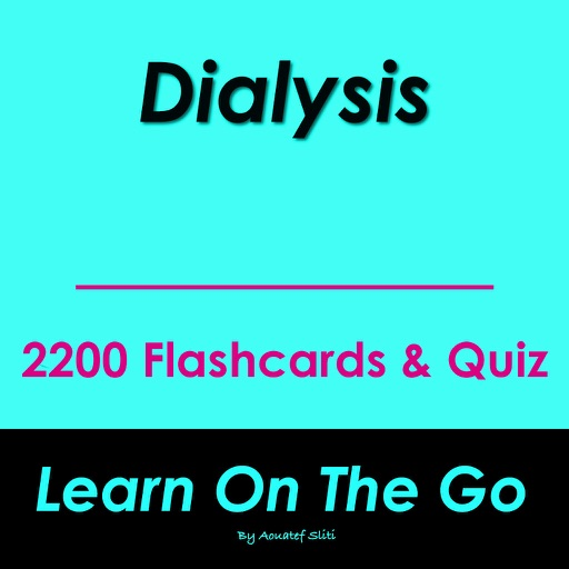 Dialysis Flashcards