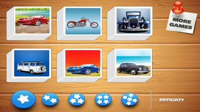 Find The Pairs - Cars Edition screenshot one