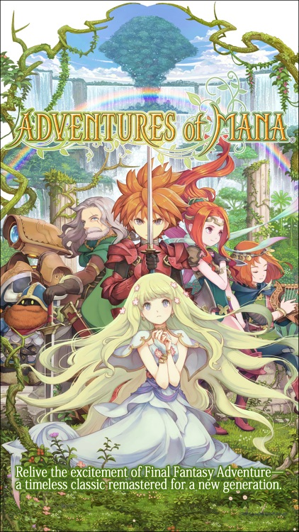 Adventures of Mana screenshot-0