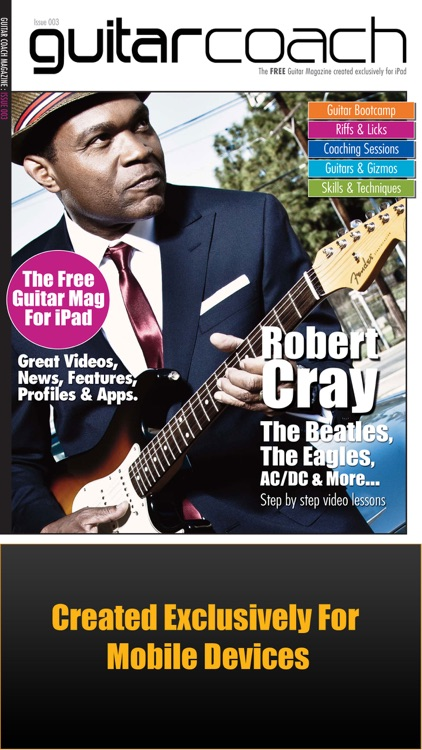 Guitar Coach Magazine. Learn & Play Guitar screenshot-4