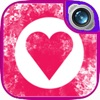 Love Frame - Valentinesday - Marriage collage - Camera Editor