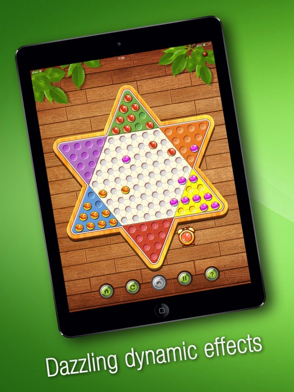 China Checkers на iPad