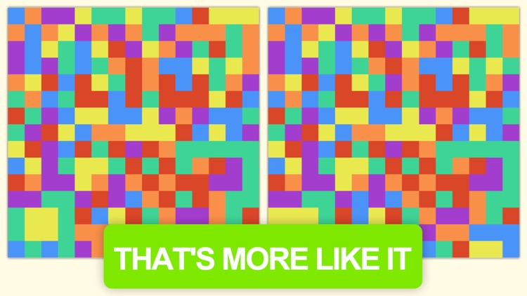 Impossible Pixels Spotter ~ An awesome and addicting & amazing popular brain challenge find all the color differences game