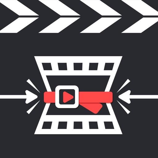 Video Zip - Crop Movie Maker Compress File Size by CHEN MINGXU