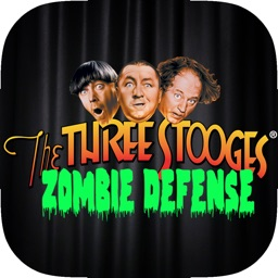 The Three Stooges®: Zombie Defense