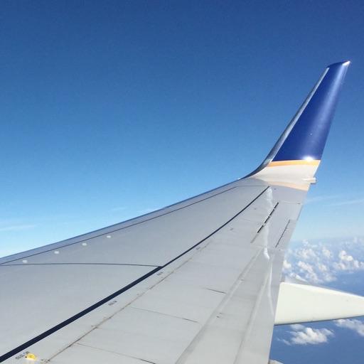 Flight Map Game