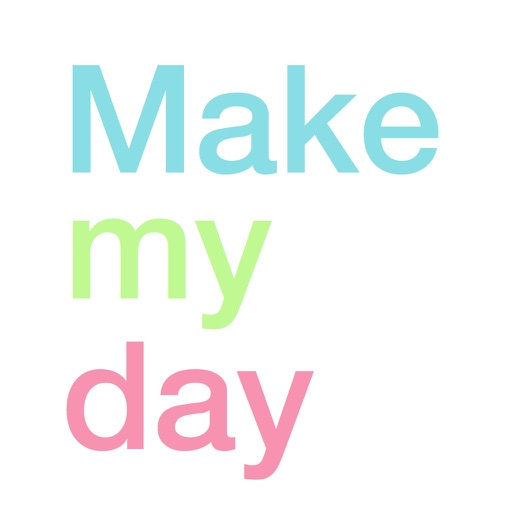 Make my day - Make the world happier icon