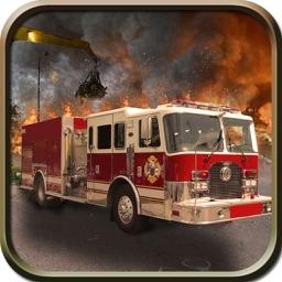 Fire Truck Rescue Simulator