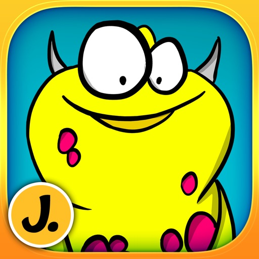 Kids & Play Friendly Monsters Puzzles for Toddlers and Preschoolers: Free