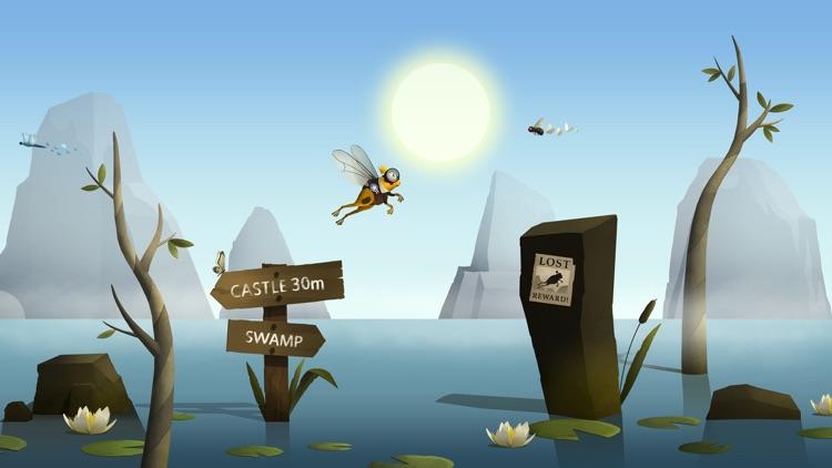 Runaway Toad screenshot-3