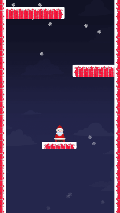 Spider-Santa Swing Tower : Xmas Dash-free christmas game