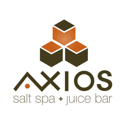 AXIOS salt spa + juice bar icon