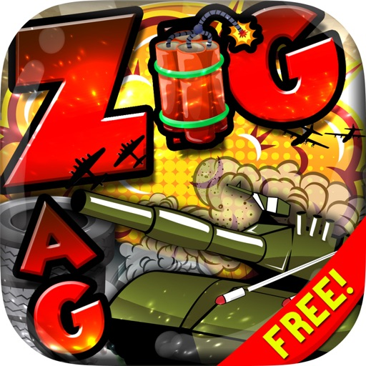 Words Zigzag : World War Crossword Puzzles Free with Friends