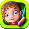 医生游戏 给孩子的 最好的游戏  假装自己是最好的医生