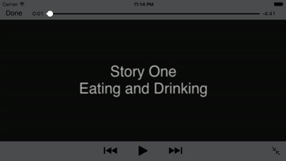 BSL Level Two Stories screenshot one