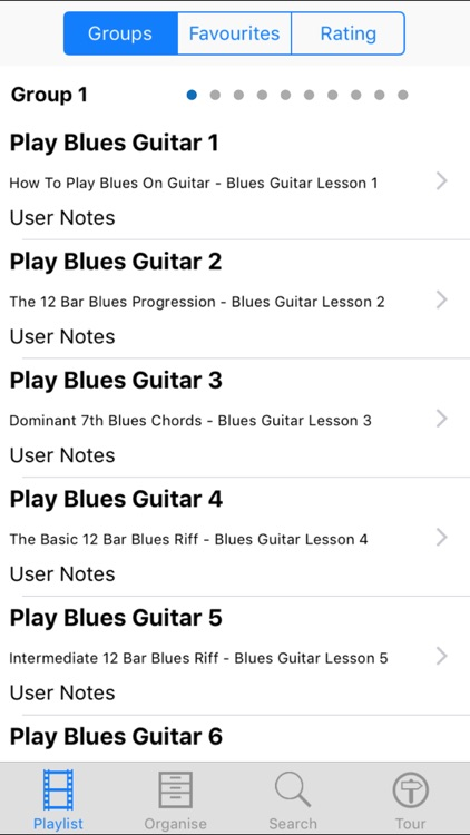 Play Blues Guitar