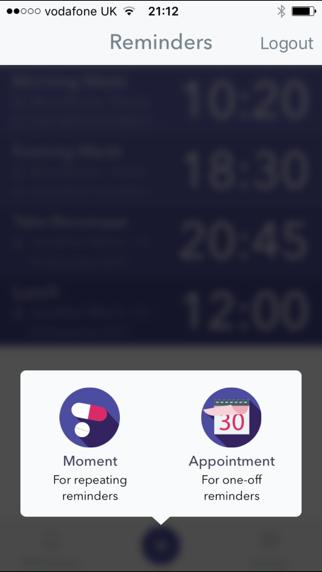 Nudgu Reminders screenshot