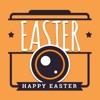EasterPic イースター、おめでとう フォトエディタ - 刺激的なステッカー、 フレーム, オーバーレイでクリエーティブに. イースターエッグ, イースターのウサギ