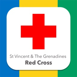 SVG Red Cross First Aid App