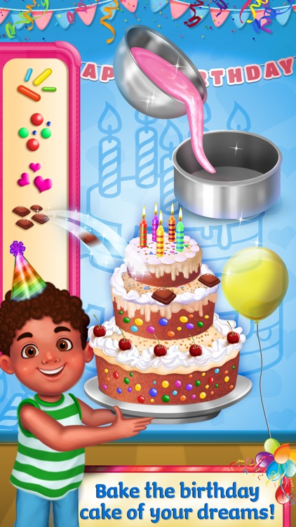 Yummy Birthday - Party Food Maker