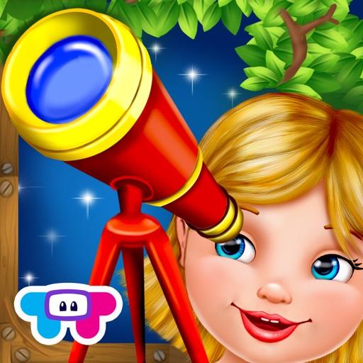Шалаш на Дереве для Малышей - Приключения на Свежем Воздухе