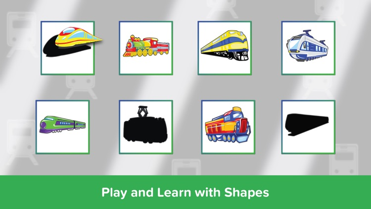 Kids Puzzles - Trucks Diggers and Shadows Lite - Early Learning Cars Shape Puzzles and Educational Games for Preschool Kids screenshot-3