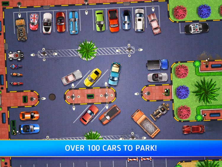 Parking Mania HD Free screenshot-4