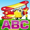 Learn English Alphabets ABC and 123 Number Games with Planes   Education for Kindergarten
