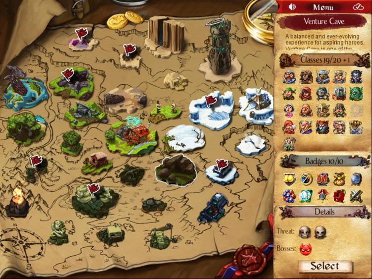 Desktop Dungeons screenshot-4