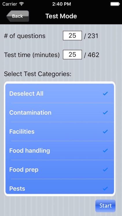 Food Safety Pro Exam Prep screenshot-3