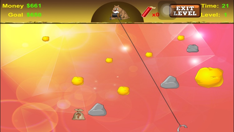 A Space Gold And Diamond Bonanza Free screenshot-3