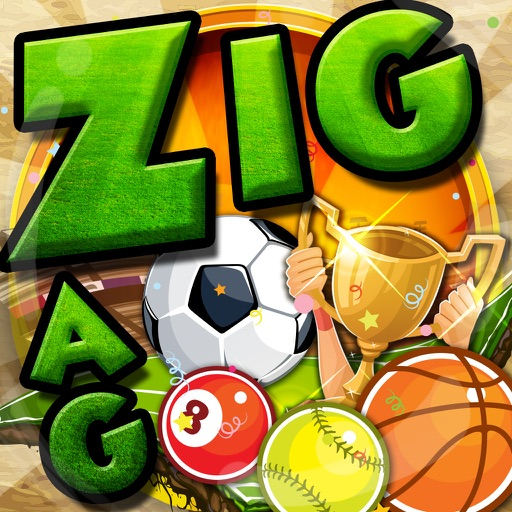 Words Zigzag : At the Sports Crossword Puzzles Pro with Friends