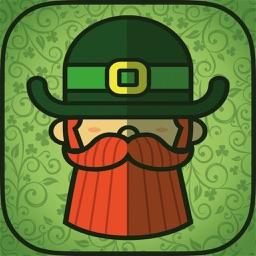 LuckLuckLuck Pro - St Patricks Irish Pride Everyday Photo Stickers