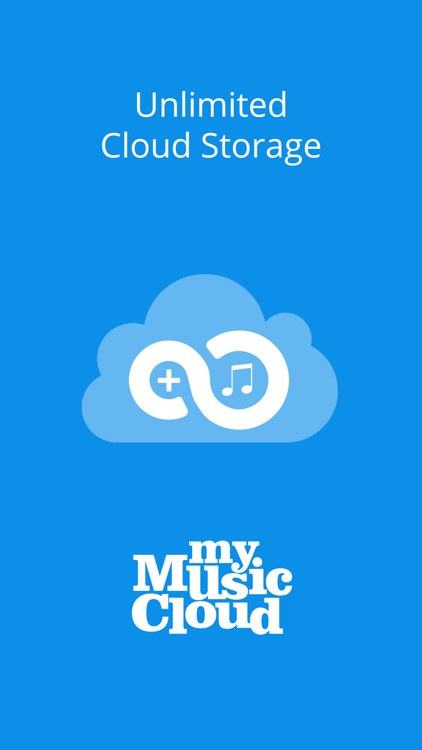 My Music Cloud - Store, Sync, and Listen