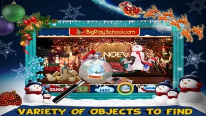 Christmas Sequence Hidden Object Games 3