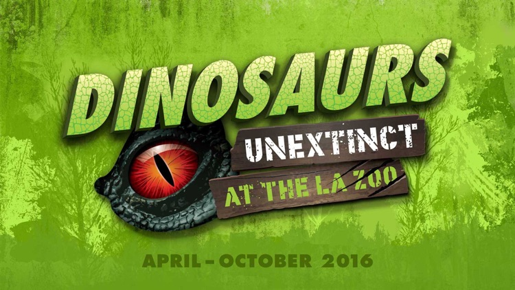 Dinosaurs Unextinct at the L.A. Zoo