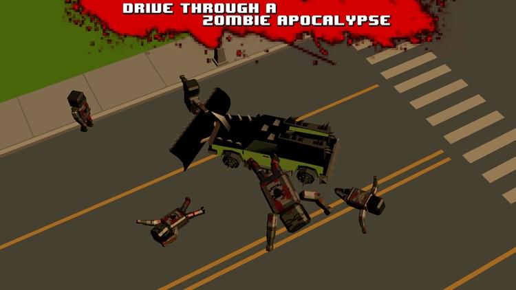 Zombie Smashy Death Race 3D Full