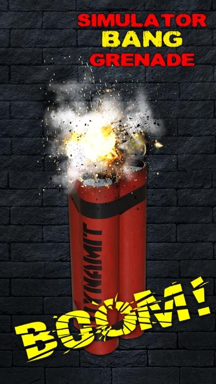 Simulator Bang Grenade