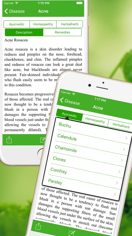 Natural Ayurvedic Remedies Herb screenshot-4