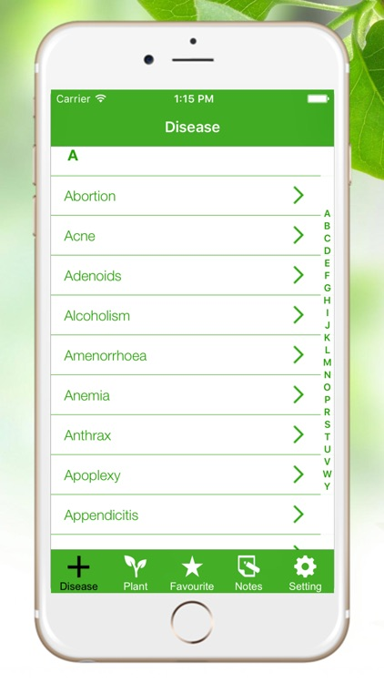 Medicinal Herbal Plants & Cures Herbs screenshot-4