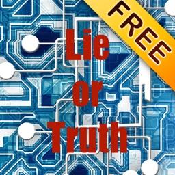 Lie Detector X FREE