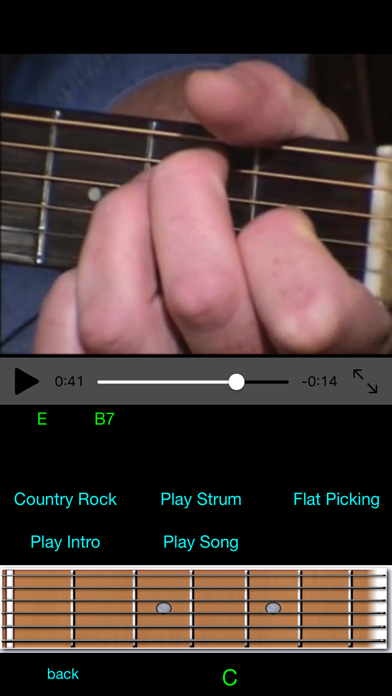 Guitar Lessons Pro screenshot three