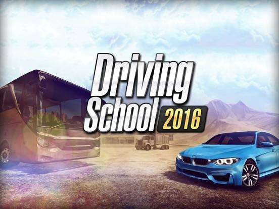 Driving School 2016 на iPad