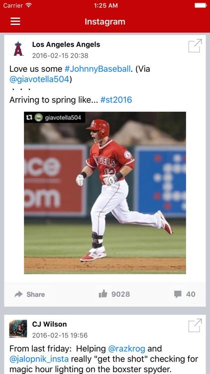 News Surge for LA Angels Baseball News Free screenshot-3