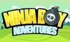 Ninja Boy Adventures - Bomberman edition