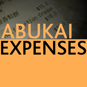 Expense Reports, Receipts, Invoices & Business Expenses with ABUKAI app