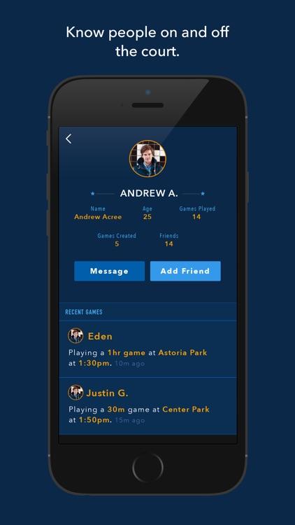 Hoop Maps: Find Pickup Basketball Games screenshot-3