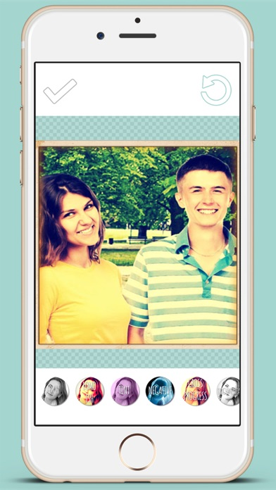 download Filtres photo editor - Créez des photos drôles et concevoir un beau effets apps 3