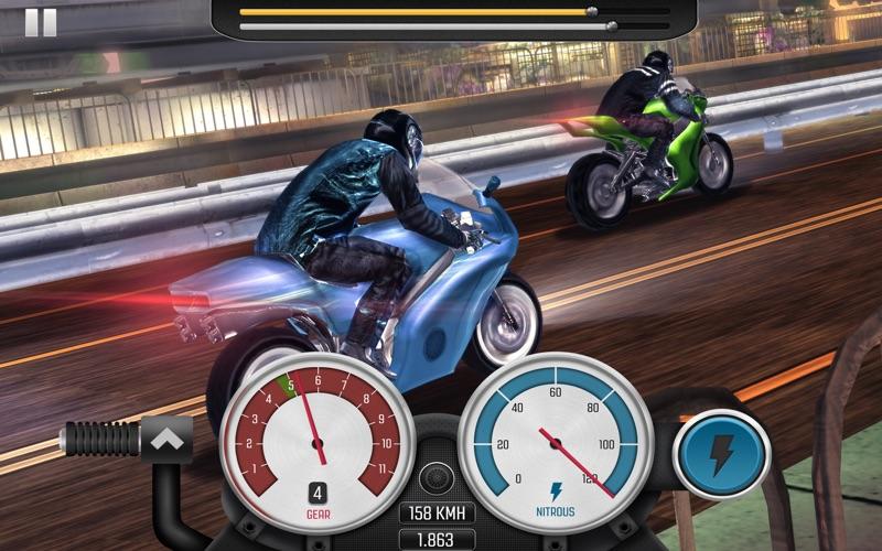 Top Bike: Real Racing Speed & Best Moto Drag Racer screenshot 5